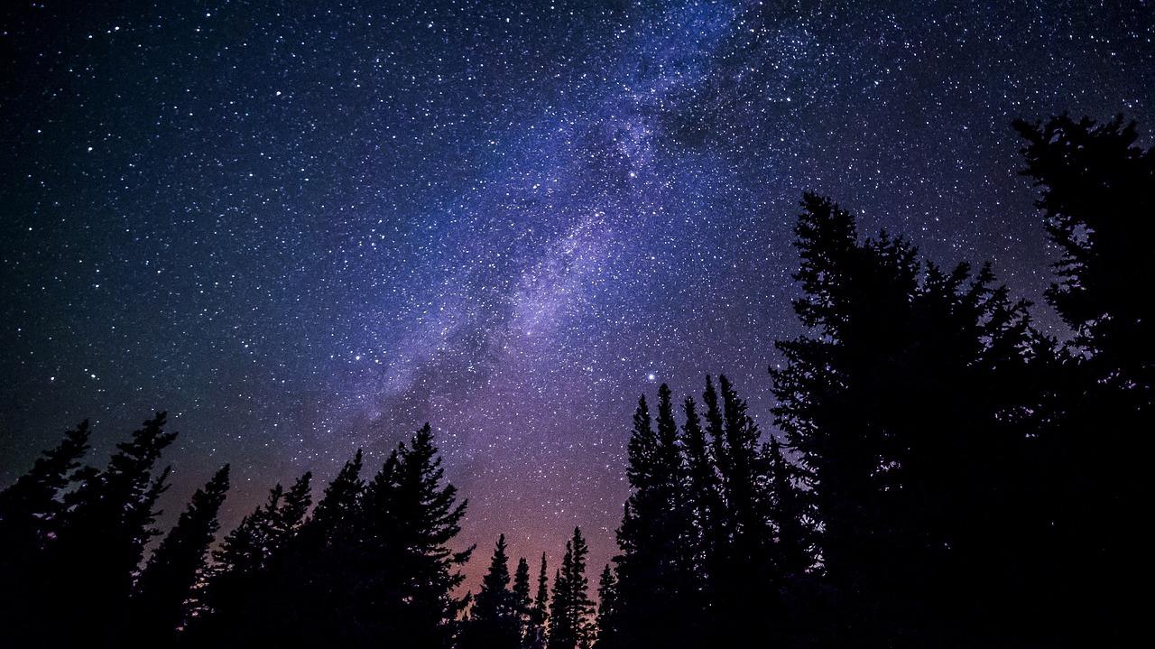 阿智村で日本一の星を見る穴場スポットは?流れ星を見るコツも紹介