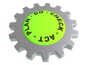 PDCAのサイクルで効率を上げる為のたった2つのポイント